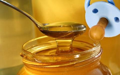 Peligro de la miel en menores de 1 año