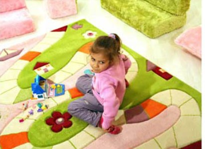 alfombras infantiles para jugar