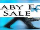 La Policía detiene la venta de un bebé