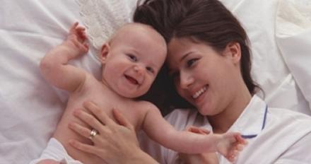 los primeros placeres de nuestro bebe