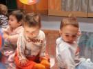 Cosas que hacen los bebés en la guardería (I)