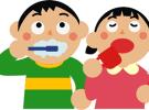 El cepillo de dientes infantil