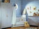 Decorar la habitación del bebé (I)