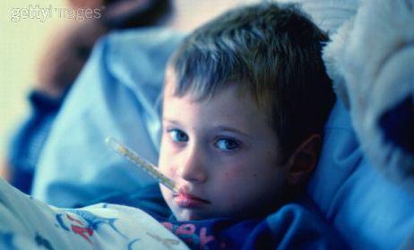 enfermedades infantiles, la escarlatina