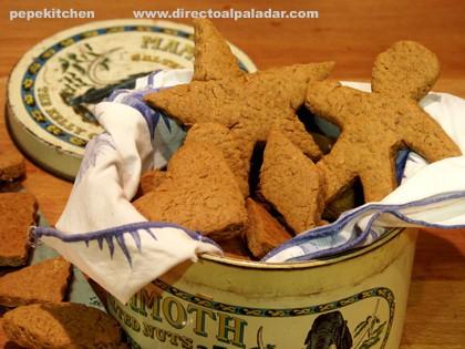 Cocinar con niños: Galletas crujientes de plátano