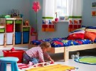 El paso de la habitación del bebé a la habitación del niño (I)