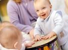 Mañana se celebra Aupa Leré, un espectáculo de percusión para bebés