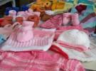 Lavar la ropa del bebé