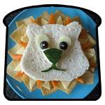 sandwiches divertidos para que los niños coman de todo I