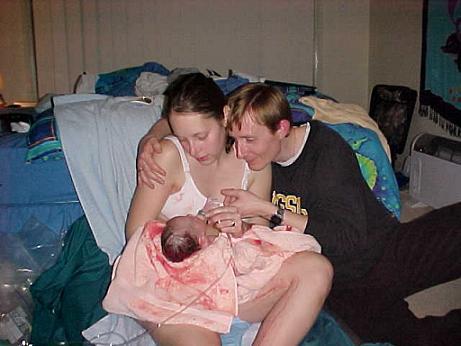El parto en casa, una nueva tendencia no exenta de polémica