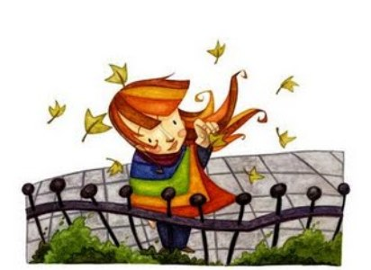poema: versos infantiles para el otoño
