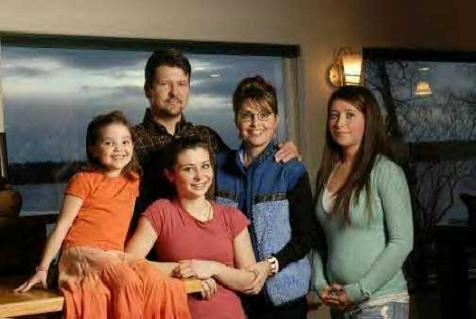 Sarah Palin quiso adoptar a su nieto