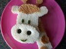 Sandwiches divertidos para que los niños coman de todo