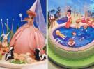 Unas tartas de cumpleaños muy originales