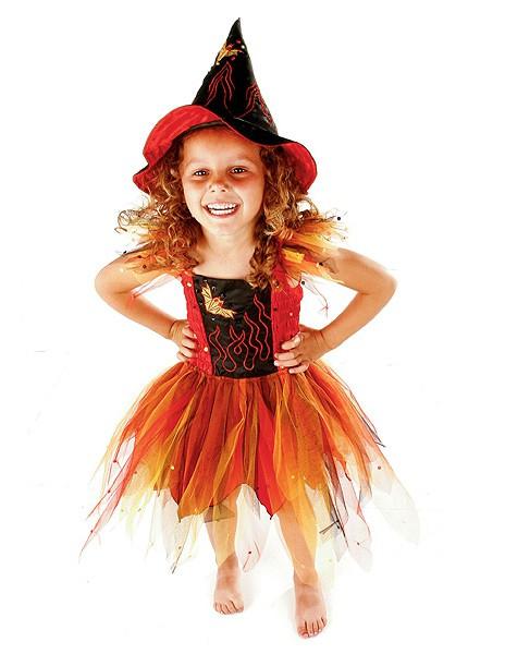Disfraz casero para Halloween: Bruja