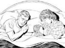 Dormir con el bebé: Colecho o cohabitación