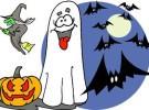 Manualidades con niños: Arañas y fantasmas para decorar Halloween