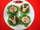 Receta para niños: Hamburguesas de Halloween