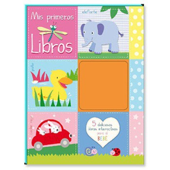 mis primeros libros, un regalo perfecto para los bebes