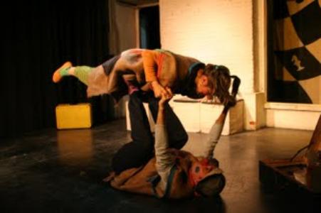 teatro para aprender a crecer con el baul de mirca