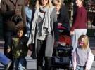 La modelo Heidi Klum da a luz a su cuarto hijo