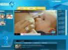 Nestlé TV presenta su Canal Bebés