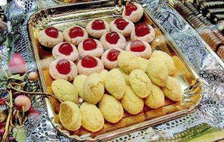 dulces de todos los santos panellets