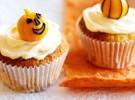 Receta de Halloween- Pastelitos de calabaza