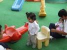 Taller de juegos para los bebés y sus familias