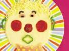 Receta para niños: payaso con puré de patata