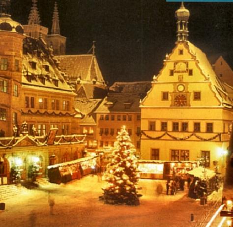 Puente de diciembre: vive la Navidad en Baviera con los peques