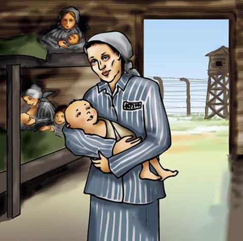 Una comadrona polaca ayudó a nacer a 3.000 bebés en Auschwitz