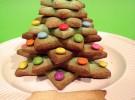 Receta de Navidad: Un árbol de galletas