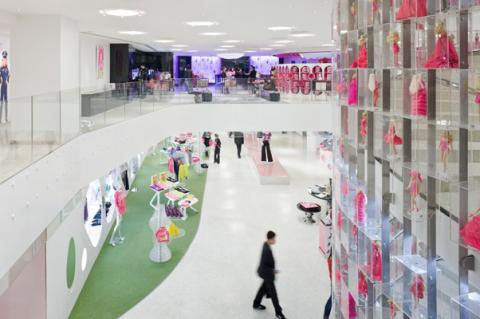 Barbie abre tienda en Barcelona, la primera de Europa