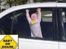 Estimado conductor con prisa
