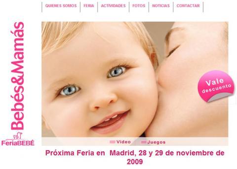 Bebés & Mamás vuelve a Madrid los días 28 y 29 de noviembre