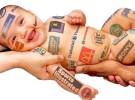 Un bebé en casa, más marcas en la nevera