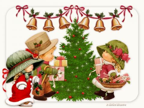 Canciones de Navidad: 'A pedir el aguinaldo' y 'Mi regalo de Navidad'