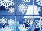 Manualidades: Haz tus copos de nieve para Navidad