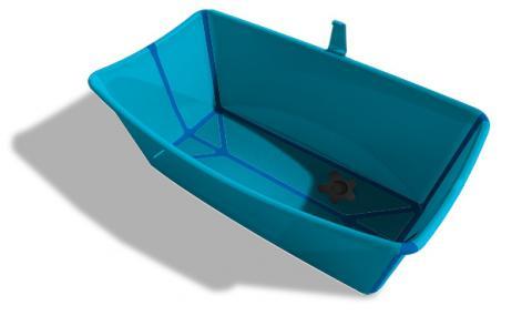 Flexi Bath, la bañera del bebé completamente pleable