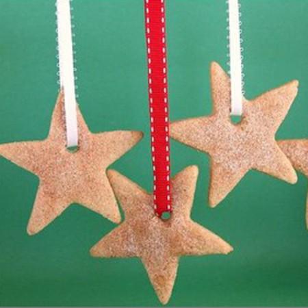 receta de navidad galletas para el arbol