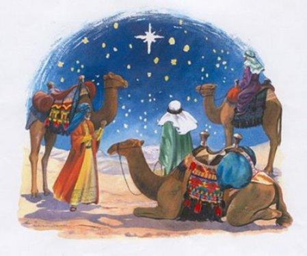 poemas de navidad el camello