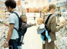 Hogares con bebés, mayores compradores de productos de marca