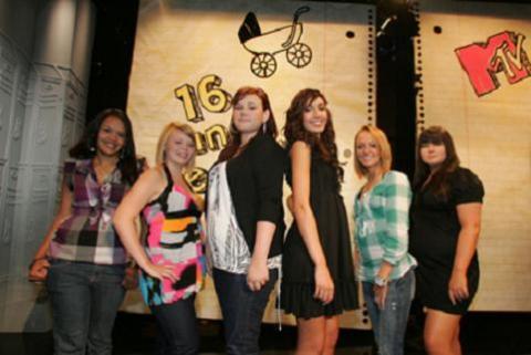Embarazada a los 16, nuevo programa de la MTV