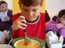 Calculan que 88.000 niños en Galicia, entre uno y diez años, comen mal