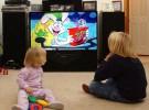 Tener la televisión encendida de fondo puede aumentar la agresividad de los pequeños