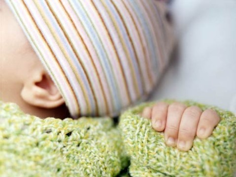 vestir al bebe sin que pase frio ni calor