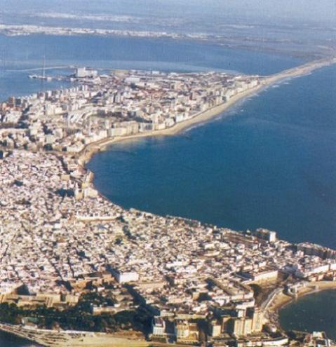 Nacen cuatrillizos en Cádiz