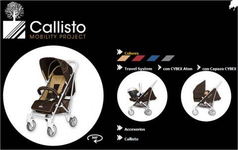 La sillita de paseo Cybex Callisto elegida por los papás como mejor producto del año