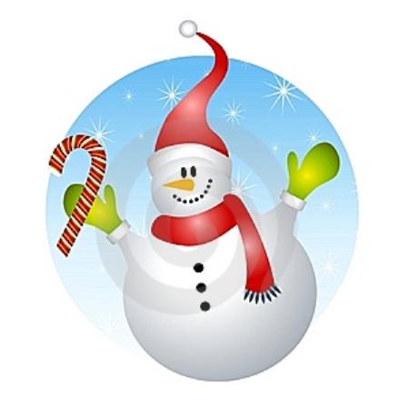 disfraz casero para navidad muñeco de nieve